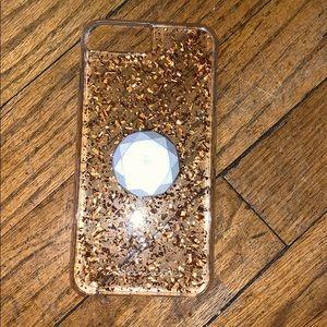 iPhone 8 Plus Case + Popsocket